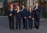HIMYM suit up!