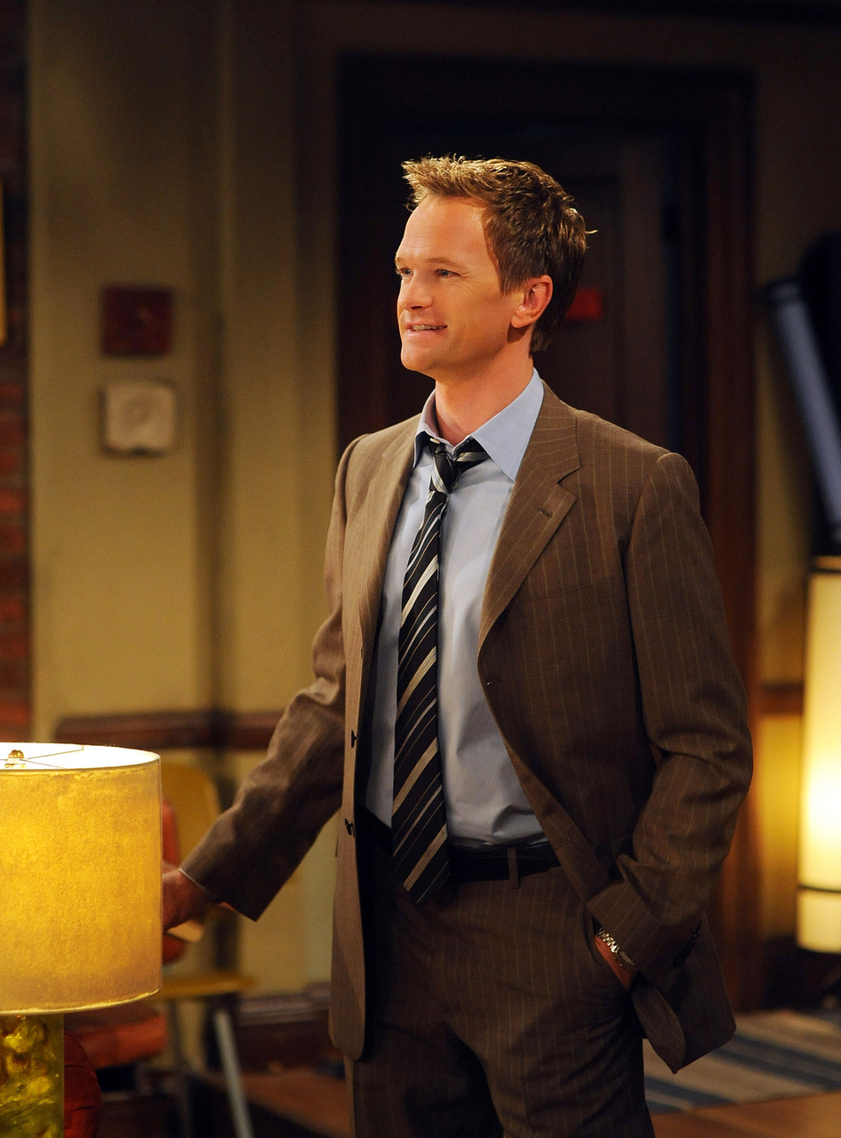Barney Stinson | How I Met Your Mother Juice